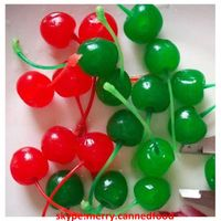 Canned Cherries in Syrup
