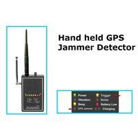Handheld GPS Jammer Detector