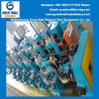 Square and Rectangular Steel Pipe line