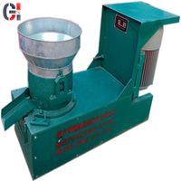 Rice husk animal feed pellet machine thumbnail image