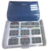 Plastic injection mold for PPSU Dental Box