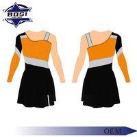 Sublimation printing sexy girl Cheerleading Uniforms Cheer Dance dress thumbnail image