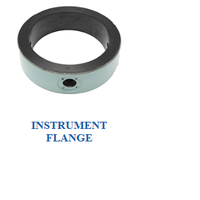 Instrument flange of Heat exchanger parts