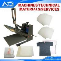 15x15 Sublimation Heat Press Transfer 3 Year Warranty thumbnail image