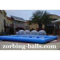 Inflatable Water Ball Pool, Swimming Pool thumbnail image