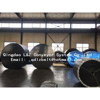 EP Rubber Conveyor Belt Using in Steel Factory thumbnail image