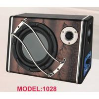 Sub-bass speaker HLY-1028