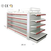 Supermarket gondola shelving,gondola rack,cheap price,high quality,AT-11