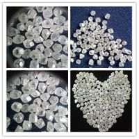 High Grade Synthetic Uncut Loose Diamonds for sale