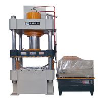 300 ton four column hydraulic forging press machine