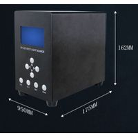 spot light UV curing system for needle bonding and curing thumbnail image