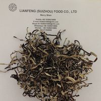 Dried White Black Fungus Mushroom Slices with 3MM Thickness thumbnail image