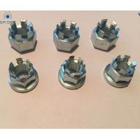 DIN935 Hexagon Slotted Nut for Pakistan