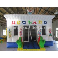 Commercial inflatable bouncer thumbnail image