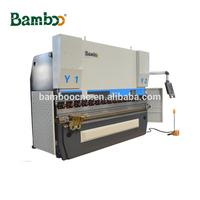 WE67K 160Ton cnc press brake thumbnail image