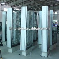 Scrolling Double Sides Advertising Aluminium Lightbox