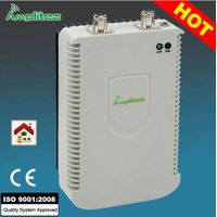 Dual wide band mobile cell phone booster/ indoor gsm repeater