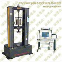 Slow Strain Speed and Stress Corrosion Testing Machine thumbnail image