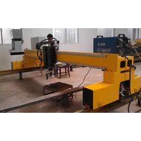 Light gantry cnc cutting machine