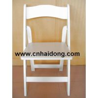 Wooden Folding Chair thumbnail image