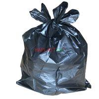 Customized Flap Tie S-shaped Plastic Kitchen Trash Bags thumbnail image