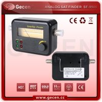 2016 Sensitive and high quality satellite finder SF-9506/Sat Meter