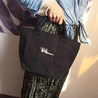 Canvas Bag Eco-friendly Custom Print promotional 100% cotton canvas tote bag wholesale thumbnail image