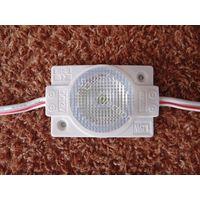 Waterproof led module 3030 1.5W injection module high power side light