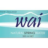 NZ NATURAL MINERAL WATER