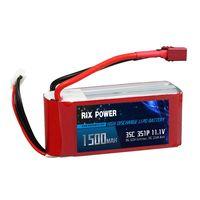 Rix Power RC Lipo Battery 1500mah 35c 3s