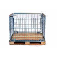 industrial durable storage cage pallet