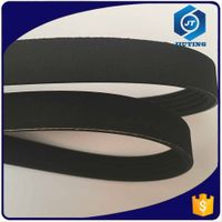 High-efficiency transmission V-Ribbed belt 6PK1375