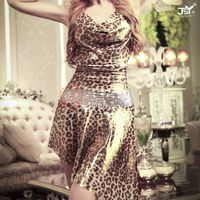 Cheap Wholesale Plus Size Sexy lingerie Night Free Prom Sexy Mature Woman Dress For Club thumbnail image