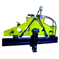 YPG - 1000 hydraulic Vertical Rail Bender thumbnail image