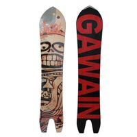 Powder Swallow Tail Snowboard