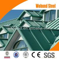 Made in China 0.12-1.50mm Corrugated Steel Sheet