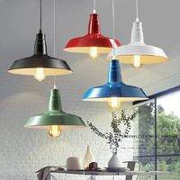 2016 Light Wholesale Vintage Industrial Pendant Light