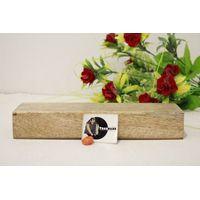 Wooden Incense Stick Box