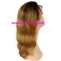 Chinese remy hair/ human hair/ lace wig/ full lace wig