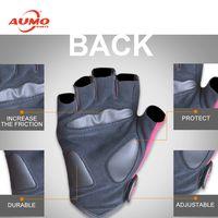 Half finger anti slip Protective Motorcycle Gloves thumbnail image