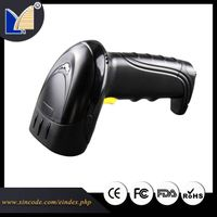 barcode scanner with durable and fashion casing design