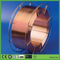 brass metal spool CO2 welding wire SG2/SG3 for europe market