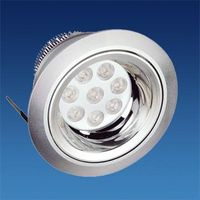 8W/24W LED downlight