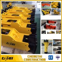 hydraulic breaker hammer for 1.2.3.4.5.6.7.8.9.10.11--60ton
