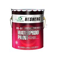 HS-05 Water Based Polyurethane Waterproofing Coating
