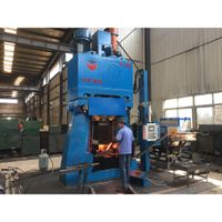 C88K-31.5kJ Hydraulic Die Forging Hammer For Pliers/Wrenches/Spanners/Hardware Tools Precise Forging thumbnail image