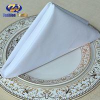 White cotton table cloth napkins thumbnail image
