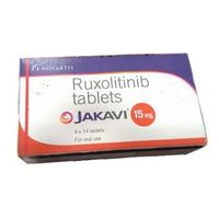 Jakavi 15 mg Tablets Price India Wholesale Supply