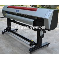 XULI 2.5M wide plaform advertising Epson DX7 ECO Inkjet machine