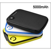 5000mAh universal external mobile phone battery chargerEA-009